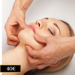 masaje facial japonés kobido en Madrid