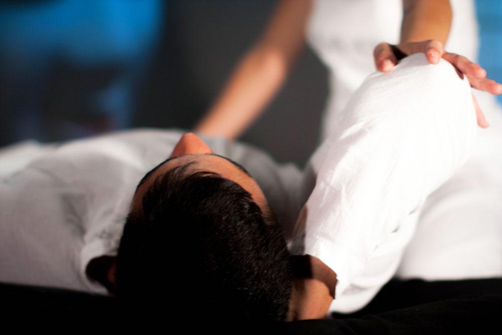 real masaje pequeño