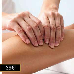 masaje drenaje linfatico en Madrid