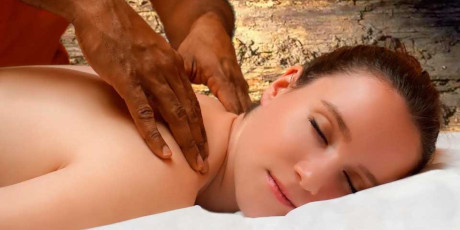 Ayurveda massage treatments Madrid
