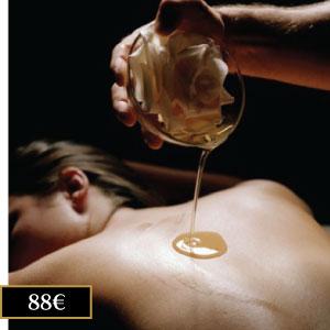 masaje thai de aceites en pareja Madrid