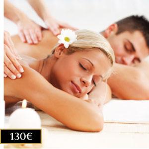 masaje thai luxe en pareja Madrid