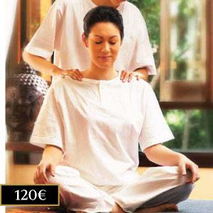 masaje tradicional tailandés en Madrid