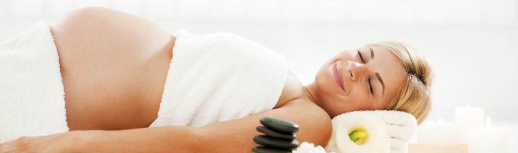 pregnant women massage
