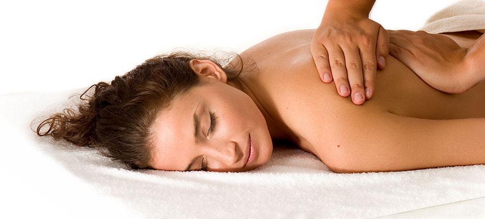 presiones en el masaje tailandes