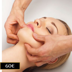 Japanese face massage Kobido in Madrid