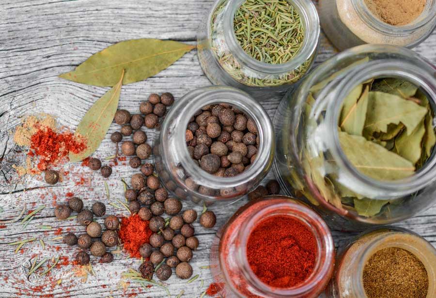 Herbal ayurveda massage